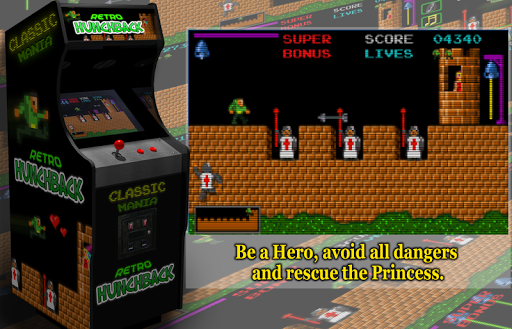 Retro Hunchback 1.21 screenshots 14