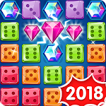 Jewel Games 2018 - Match 3 Jewels Icon