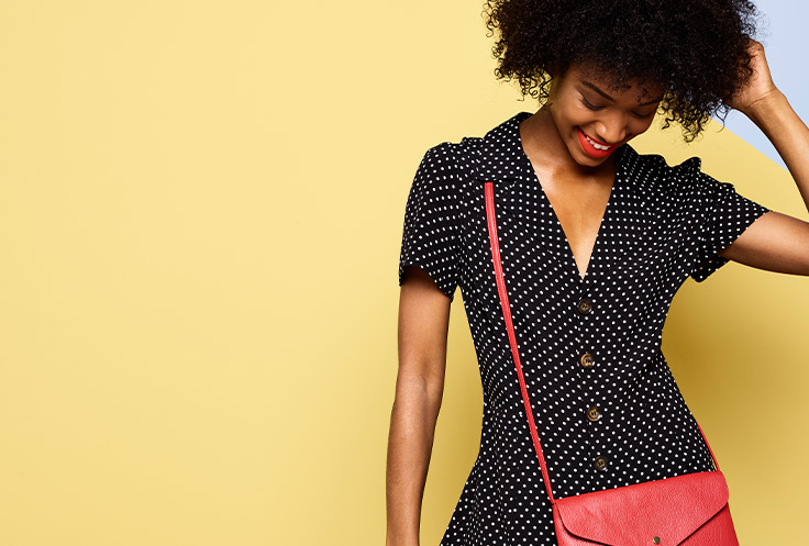 Take a look at our stylish options for refreshing your work wardrobe