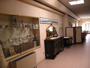 Photo: corridoio sala ristorante