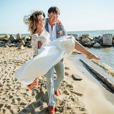 Wedding photographer Anastasiya Peskova (kolospika). Photo of 12.07.2017