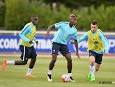 Les joueurs de l'équipe de France ont été émus par l'hommage rendu par Wembley