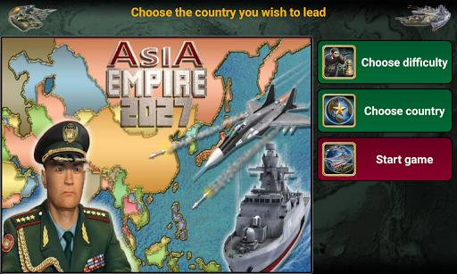 Asia Empire 2027 1.3.4 screenshots 1