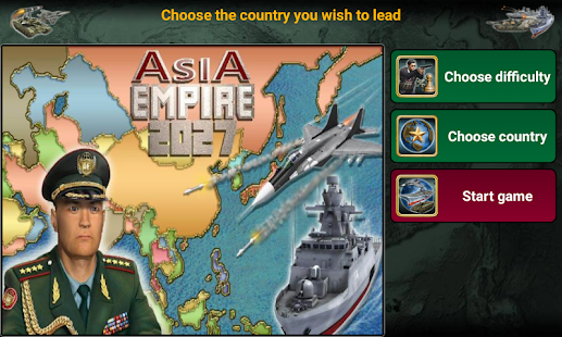 Asia Empire 2027 - náhled