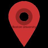 Boston University Campus Map
