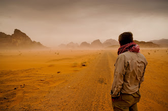 Photo: Wadi Rum - Jordan by: Micah Albert - USA