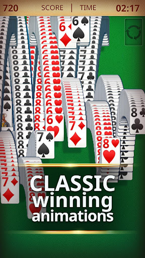 Solitaire Classic 4.2 screenshots 2
