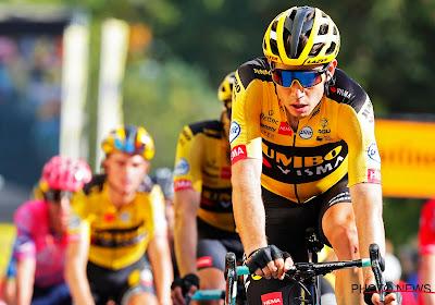"""Wout van Aert onder de indruk van zijn nieuwe fiets: """"Wat een monster"""""""