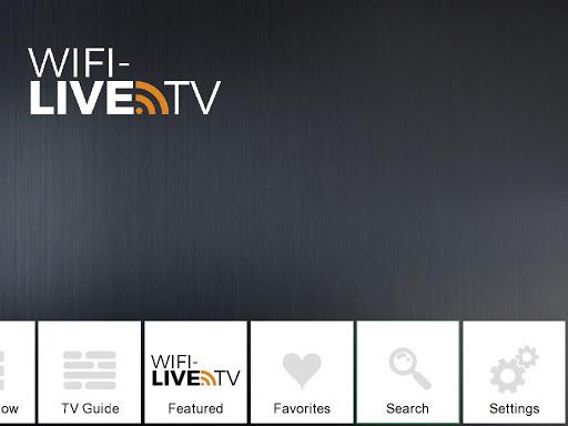 WIFI-LIVE TV 1.0.222 screenshots 4