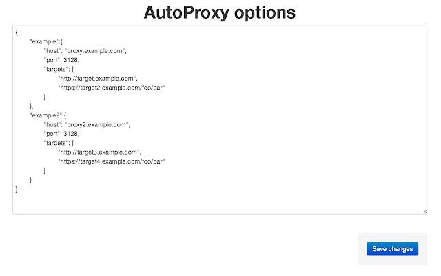 AutoProxy