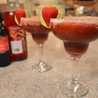 How To Make Napa Valley Strawberry Balsamic Daiquiris