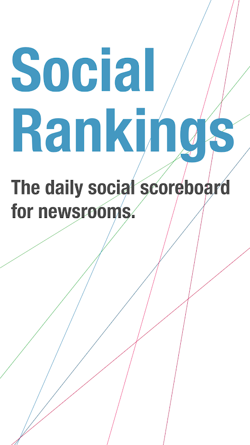Social Rankings- screenshot