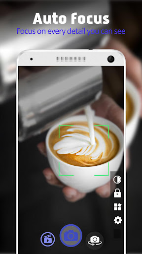 HD Camera - Photo, Video Camera & Editor 1.1 screenshots 4