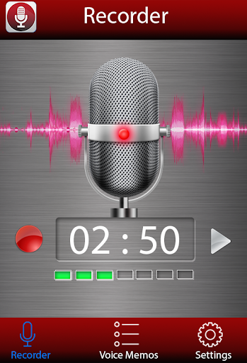 Voice recorder 1.36.462 screenshots 1