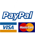 Pay with credit card or PayPal.