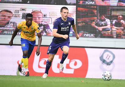 Bogdan Mykhaylichenko est le joueur du RSC Anderlecht testé positif au coronavirus