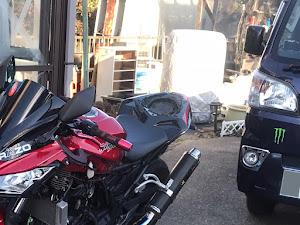 T-4  Ninja 250 ABS Special Editionのカスタム事例画像 XYV◢⁴⁶さんの2021年01月14日21:40の投稿