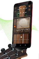 Screenshot of Chromatic Guitar Tuner