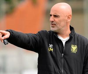 STVV ontslaat trainer Muscat na nederlaag tegen Moeskroen