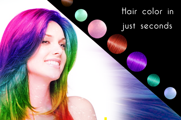 Change Hair Color Android Apps On Google Play - Photo hairstyle changer download