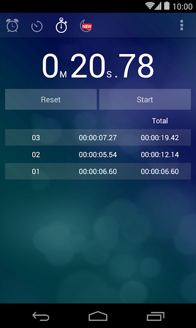 #8. Alarm Clock Xtreme & Timer (Android)