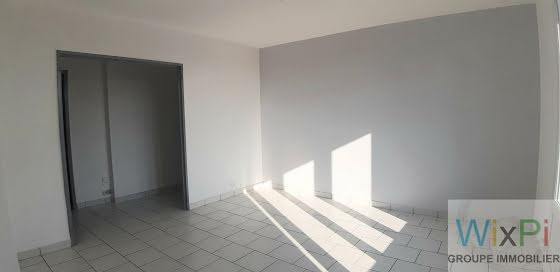 Vente appartement 4 pièces 71,44 m2