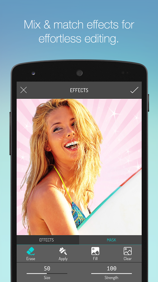 PhotoMania - Photo Effects - screenshot