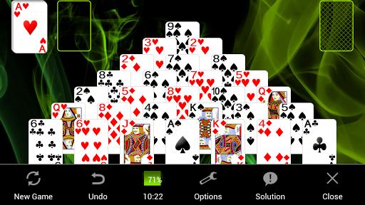 Cheops Pyramid Solitaire apkmind screenshots 3