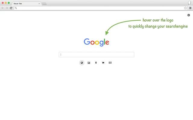 Universal Search Tab