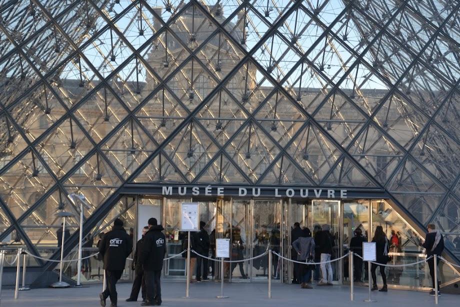 Foto Louvre Museum 3