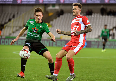 Calvin Dekuyper tekende zijn eerste profcontract bij Cercle Brugge