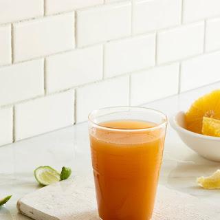 Orange Are You Awake? Cleansing Juice.