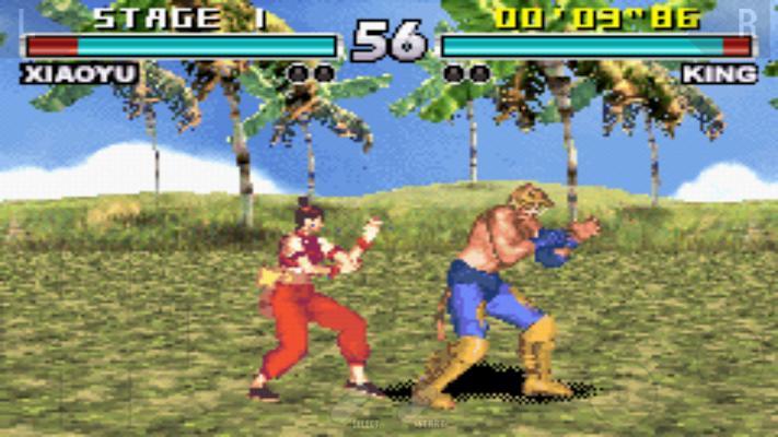 Free GBA Emulator - screenshot