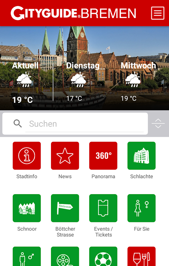 Bremen- screenshot