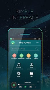 MP3 Player - Music Player- screenshot thumbnail