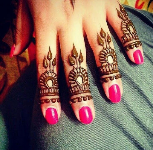 Finger Mehndi designs 1.1 screenshots 2