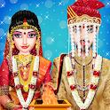 Gorgeous Indian Wedding - Beauty Salon Makeup Girl icon