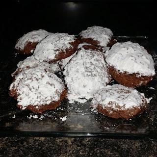 Chewy Double Chocolate Cookies (Taste Like Brownies)!