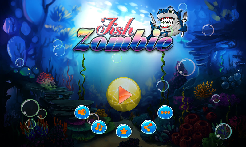 Fish Zombies- screenshot