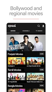 Spuul – LIVE TV & Movies  App Download For Android and iPhone 1