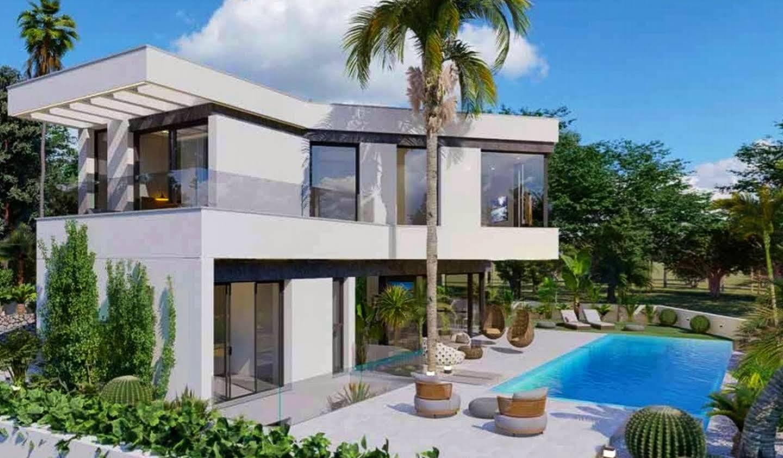 Villa avec piscine et jardin Benidorm