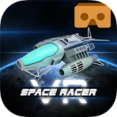 VRX Space Racer - Free VR Racing Games