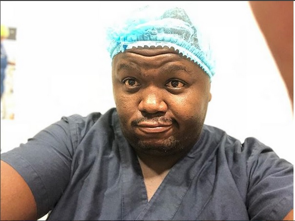 Comedian Skhumba Welcomes Baby Boy