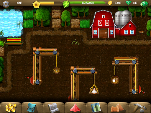 Diggy's Adventure: Fun Logic Puzzles & Maze Escape 1.5.207 screenshots 5