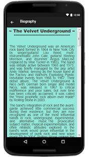 The Velvet Underground Lyrics Music - náhled