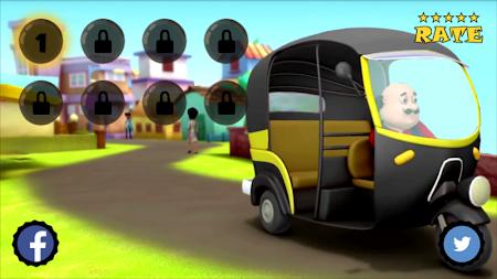 Motu Patlu Auto Rickshaw 1.0.0 screenshot 271150