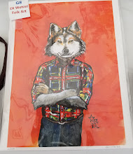 "Photo: Art Print  ""Gareth"" by Ek Wetzel https://ekwetzel.com/"