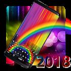 Rainbow Colors Keyboard icon