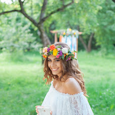 Wedding photographer Anna Dunina (annailyaido). Photo of 18.02.2018