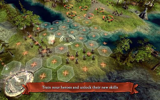 Hex Commander: Fantasy Heroes (Mod Money)